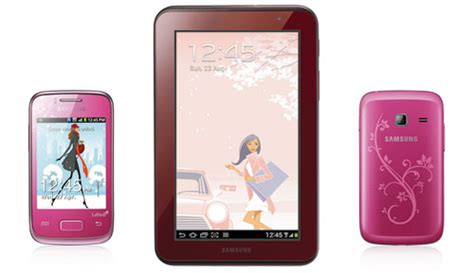 Hp Samsung S3 Mini La Fleur samsung la fleur devices will cater to the backed by 4minute tech