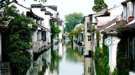 Beautiful Garden by Suzhou City In China Thousand Wonders