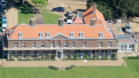 anmer hall in norfolk duke and duchess of cambridge s massive home renovation