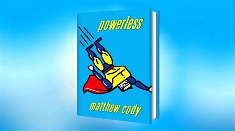 Powerless Matthew Book Report by Powerless On Vimeo