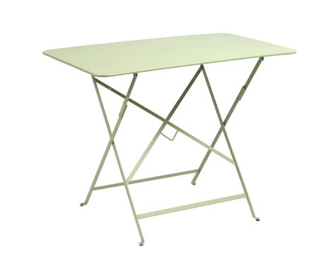 bistro outdoor table rectangular fermob