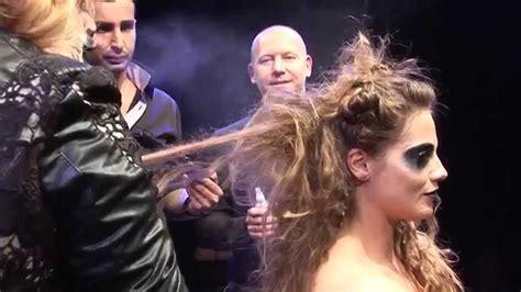 hair shows in cancun mexico 2015 farcom international hair fashion show june 2015 10 min