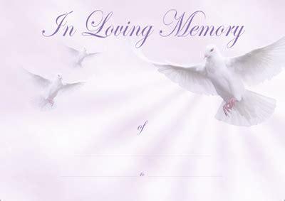 In Loving Memory Of Templates Www Pixshark Com Images In Loving Memory Templates