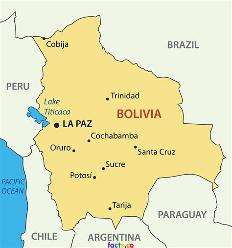 map of bolivia bolivia map blank political bolivia map with cities