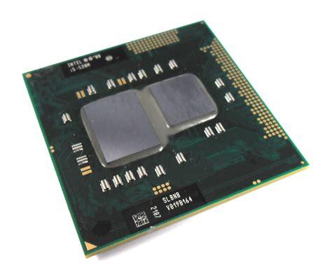 i5 mobile intel slbnb i5 520m pga988 mobile socket g1 processor