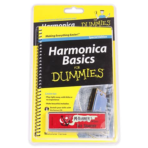 buying a house for dummies for dummies harmonica for dummies starter package music123