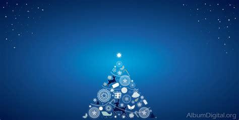 imagenes de navidad en wallpaper fondos de navidad azul collection 9 wallpapers