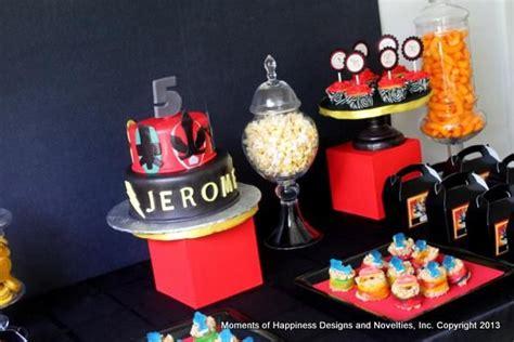 Power Rangers Decorations by Power Ranger Birthday Decorations Birthday