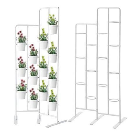 Vertical Garden Stand Vertical Metal Plant Stand 13 Tiers Display Plants Indoor