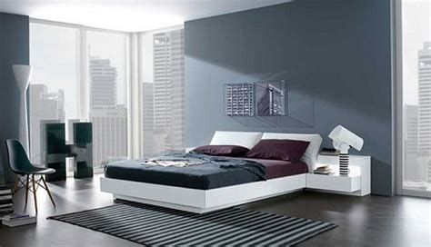 Modern Bedroom Paint Ideas | modern bedroom paint ideas for a chic home