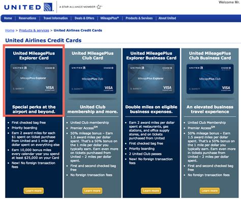 United Mileage Plus Business Card credit cards to consider united mileageplus business card