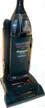 hoover   propelled windtunnel upright vacuum