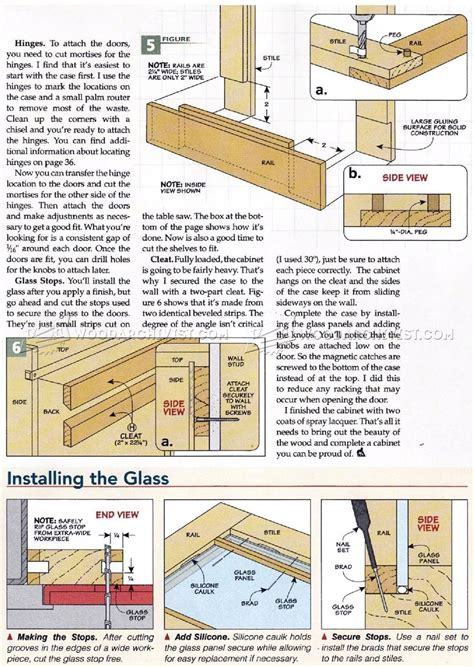 workshop cabinet plans free wall tool cabinet plans woodarchivist