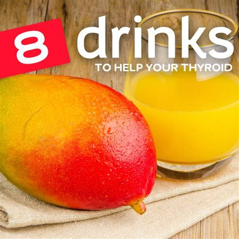 Thyroid Detox When Your Diabetic by 8 Iodine Rich Drinks To Aid Your Underactive Thyroid