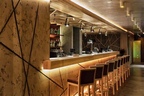 modern concrete restaurant yunakov architects