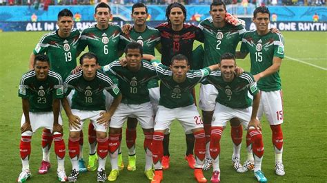 mexico national soccer team 2014 mexico soccer team world cup 2014