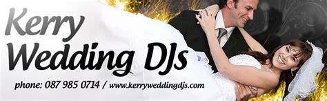 Kerry Wedding DJs   Wedding DJ Killarney, Tralee, Kenmare
