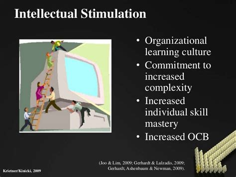 Intellectual Stimulation For Higher Education Mba by Ob Leadership