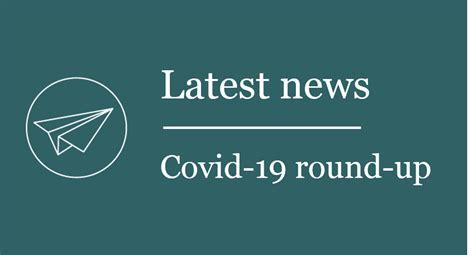 covid  latest news   harold sharp