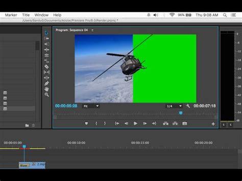 adobe premiere quick tutorial quick green screen tutorial adobe premiere pro cc youtube