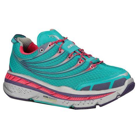 hoka womens running shoes hoka one one stinson tarmac running shoe s