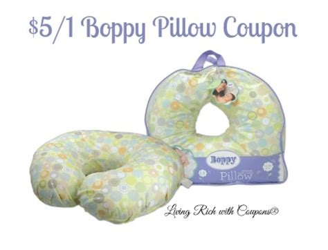 Pillow Coupons by Boppy Pillow Coupons Images