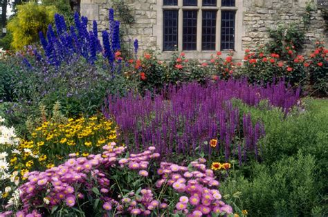 Garden Flower Borders Summer Flower Garden Border Ideas