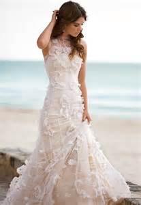casual beach wedding dresses