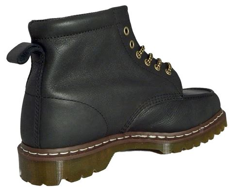 doc martens boots dr doc martens unisex damian geronimo black leather ankle