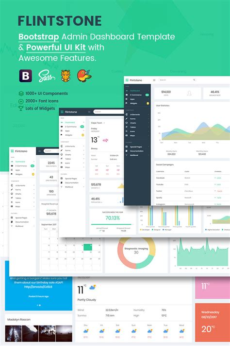 Business Admin Template by Business Admin Template 65607 Template Shop