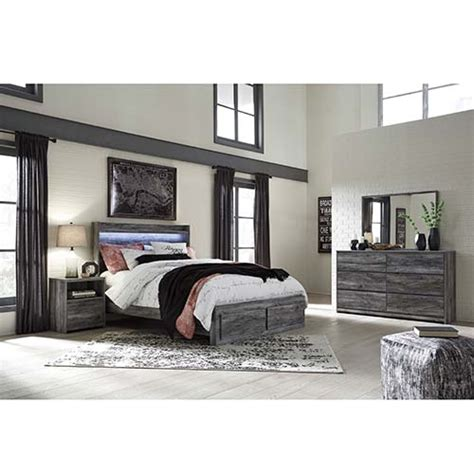 Rent A Center Bedroom Sets by Rent To Own Baystorm 7 Bedroom Set