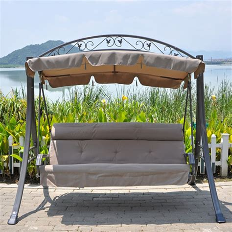 luxury porch swings luxury three swing outdoor swing iron swing outdoor
