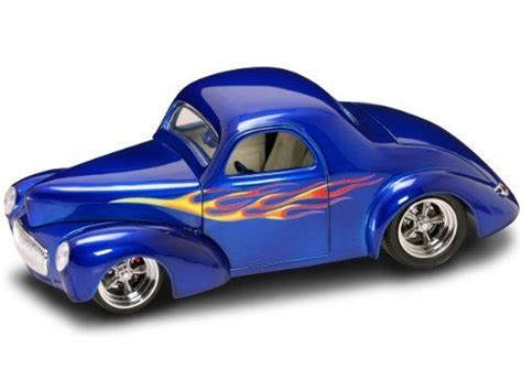 Willys Coupe 1941 Diecast yat ming scale 1 18 1941 willys coupe rod by yat