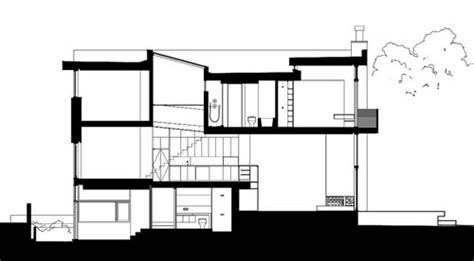 slim house design slim house in toronto by drew mandel daily icon