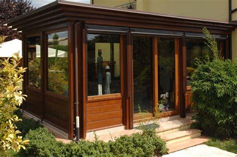 costruire veranda in legno costruire una veranda sul terrazzo veranda chiusa in legno