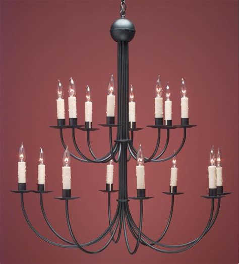 Handcrafted Chandeliers - colonial country chandeliers chandelier