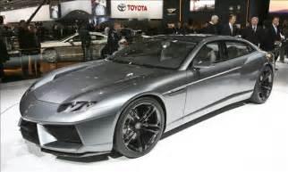 4 Door Lamborghini Estoque Lamborghini Estoque Autoshow Blogcu