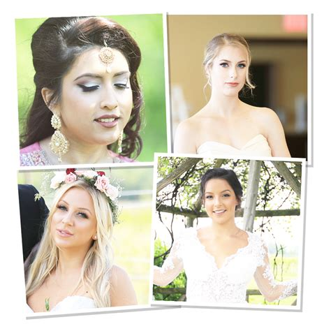 Wedding Hair And Makeup Gta by Wedding Make Up Services Beautybycam