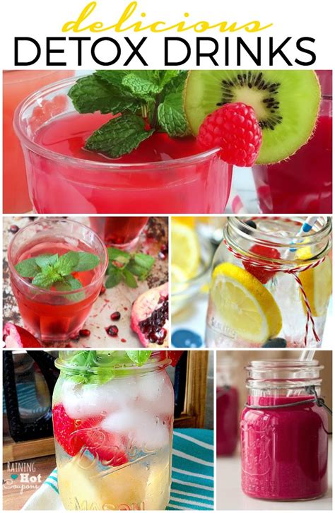 The Right Stuff Detox Drink detox drinks reasons to skip the housework
