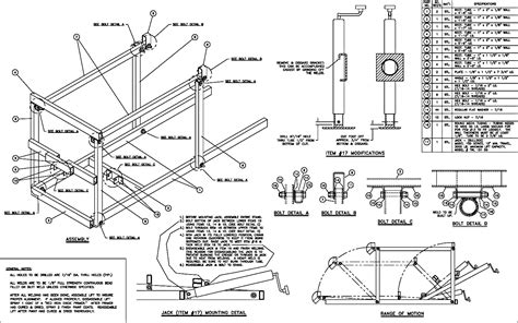sle blueprints build your own sled lift