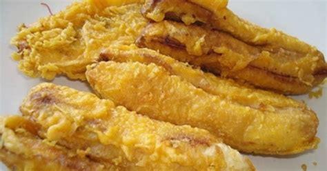 resep membuat kentang goreng kripsi resep membuat pisang goreng krispi
