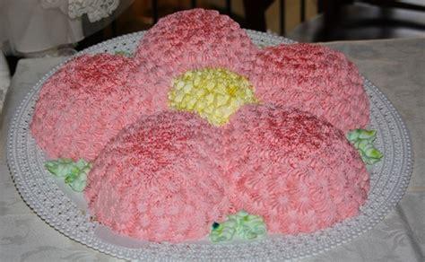 torte fiore una torta a forma di fiore