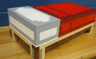 minecraft bett lego bed minecraft