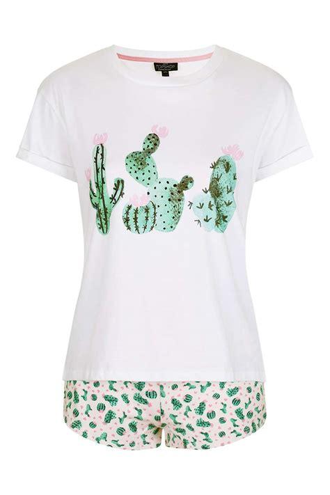 Marni Does Pyjamas Actually Day Clothes by Cactus Pyjama Set Topshop