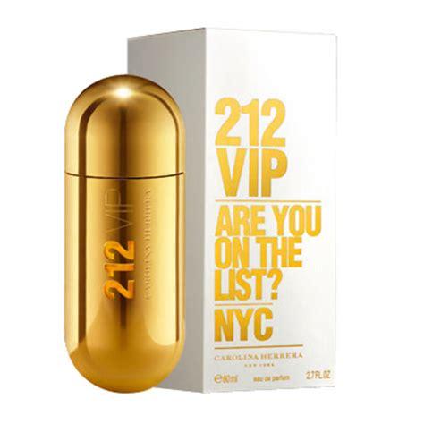 Parfum 212 Carolina Herrera Vip 80 Ml carolina herrera 212 vip eau de parfum 80ml livraison
