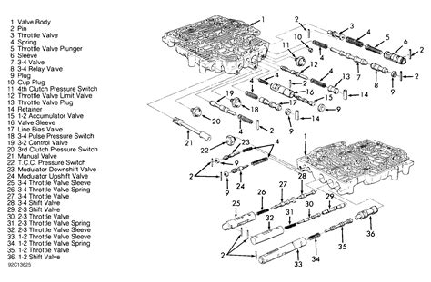 700r4 valve diagram 700r4 exploded diagram 22 wiring diagram images wiring