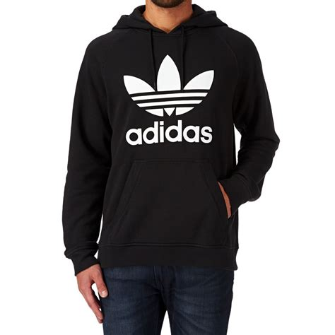 Adidas Hoodie adidas originals rag tref zip hoody black free uk