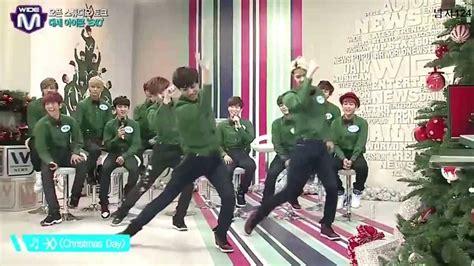 exo christmas day 131219 exo christmas day dance 720p youtube
