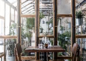 green house cafe v 228 kst a greenhouse restaurant in copenhagen gardenista