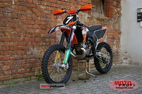2007 Ktm 250 Sx Specs Ktm 250 Sx 2007 Specs And Photos